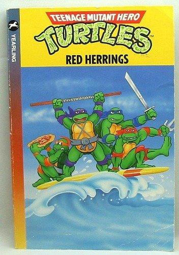 Teenage Mutant Hero Turtles: Red Herrings No. 2