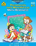 Math Readiness, School Zone Publishing Company Staff, 1589479645