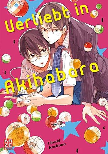 Verliebt in Akihabara Taschenbuch – 4. April 2018 Chiaki Kashima Katharina Schmölders KAZÉ Manga 2889511111