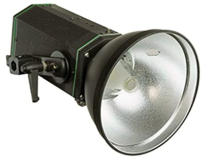 ALZO 3200 High Power LED Video Light with 8 in PAR Reflector by Alzo Digital