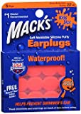 Mack'S Kids Silicone 6pr Size 6pair Mack'S Pillow Soft Silicone Earplugs Kids Size Orange 6pair