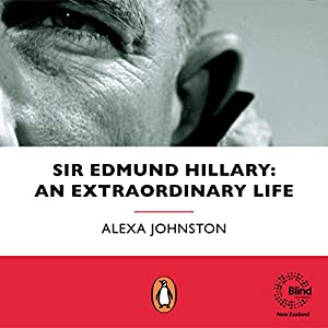 Sir Edmund Hillary Audiobook