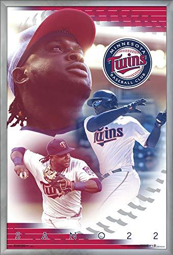 Trends International Minnesota Twins - M Sano 18 Wall Poster 24.25