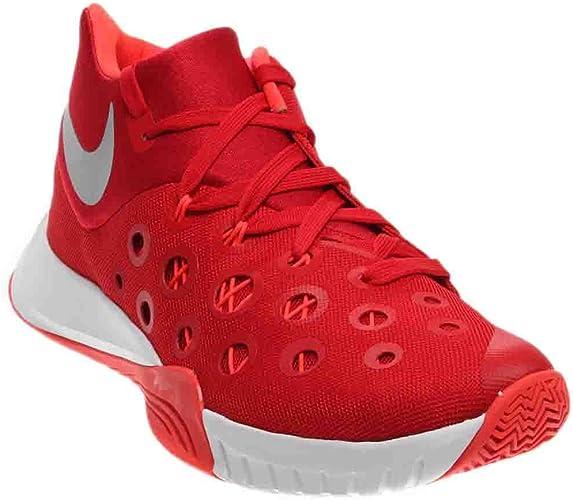 precio al por mayor mejor baratas zapatos genuinos Amazon.com | Nike Men's Zoom Hyperquickness 2015 Basketball Shoe ...