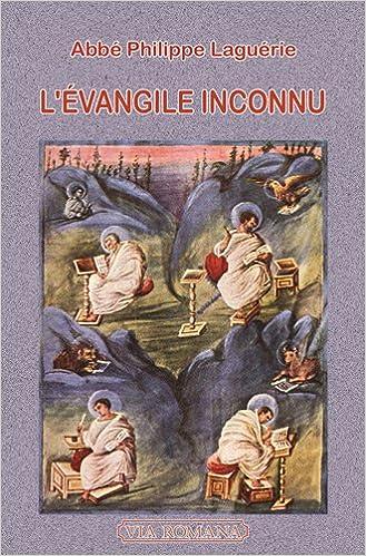 Livres gratuits en ligne L'Evangile inconnu pdf