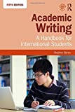 img - for Academic Writing: A Handbook for International Students book / textbook / text book