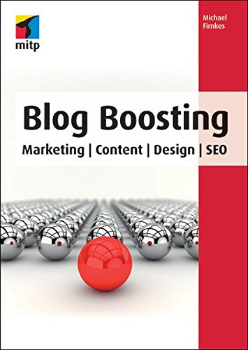 Blog Boosting: Marketing / Content / Design / SEO