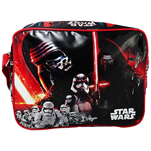 Price comparison product image Disney Star Wars Lightsaber Bag Shoulderbag Crossover Crossboy Case Tablet Pc School