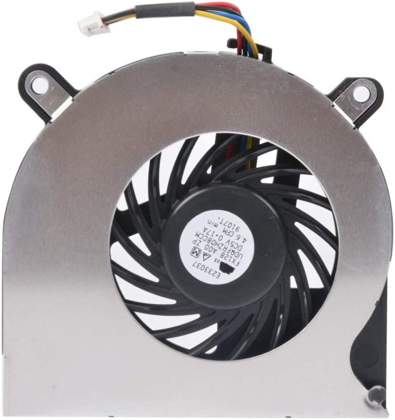 3CTOP CPU Cooling Cooler Fan for Dell Latitude E6400 6400 FX128 0FX128 Series