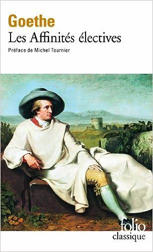 Lire Les Affinités électives pdf ebook