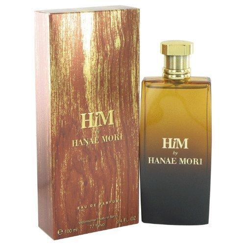 Hanae Mori Him Cologne By HANAE MORI 3.4 oz Eau De Parfum Spray FOR MEN by Hanae Mori