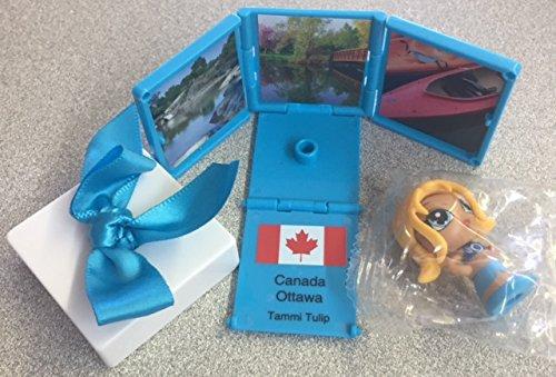 Gift Ems Series 2 TAMMI TULIP (blue) Ottawa Canada (Tulip Series)