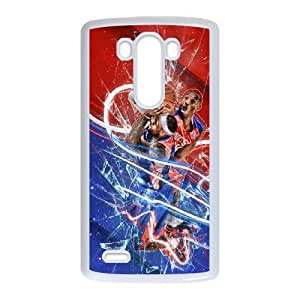 LG G3 Custom Cell PhoneCase Kobe Bryant Case Cover OWFF36240