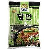SUNGIVEN Sweet Potato Starch, Korean Vermicelli Gluten Free, 100% Sweet Potato Noodles, 0 No Additive, 100% NON-ALUM Food, 14.11 Ounce