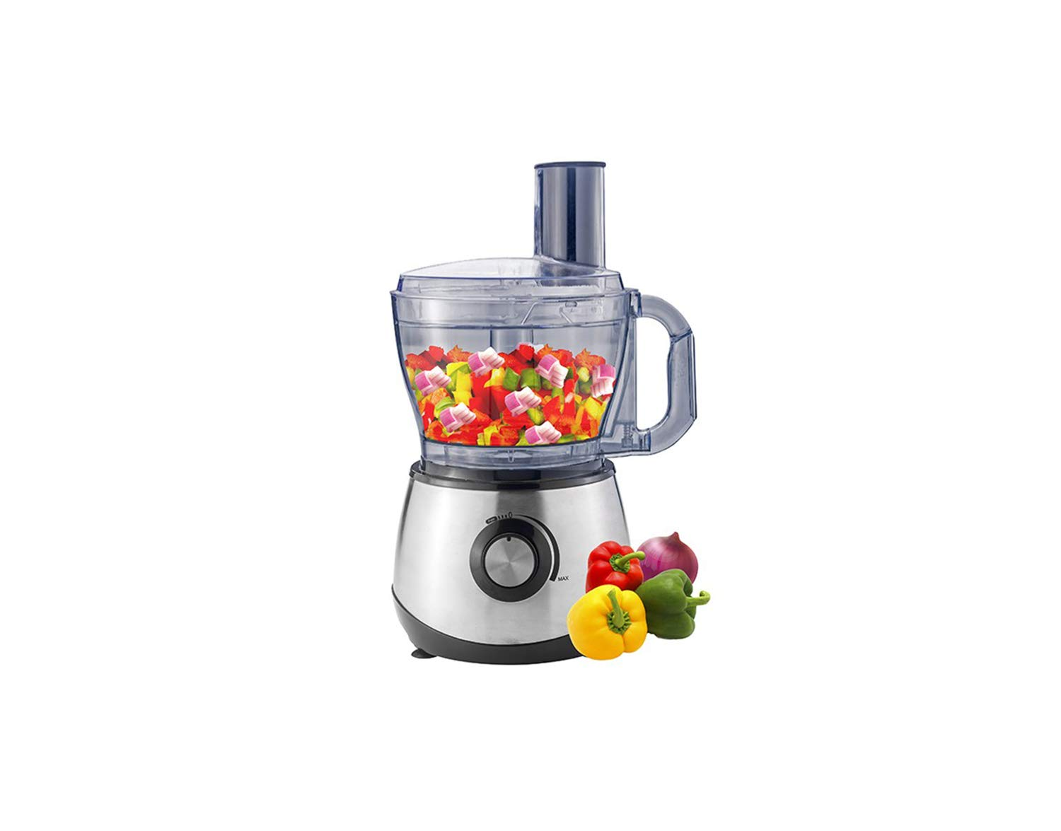 12 CUP - 5 IN 1 MULTI - FUNCTION FOOD PROCESSOR