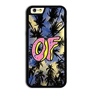 ZhouBrand TPU iPhone 6 case protective skin cover with Odd Future cool design