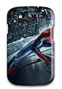 Herbert Mejia's Shop New Style 6442643K98464800 New Arrival Premium S3 Case Cover For Galaxy (peter Parker Amazing Spider Man)
