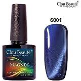 Clou Beaute Cat Eye Gel Polish 10ml Soak Off UV Led Long-Lasting Silky Varnish Special Art Design Manicure Salon Fashion Shiny Colour M-6001