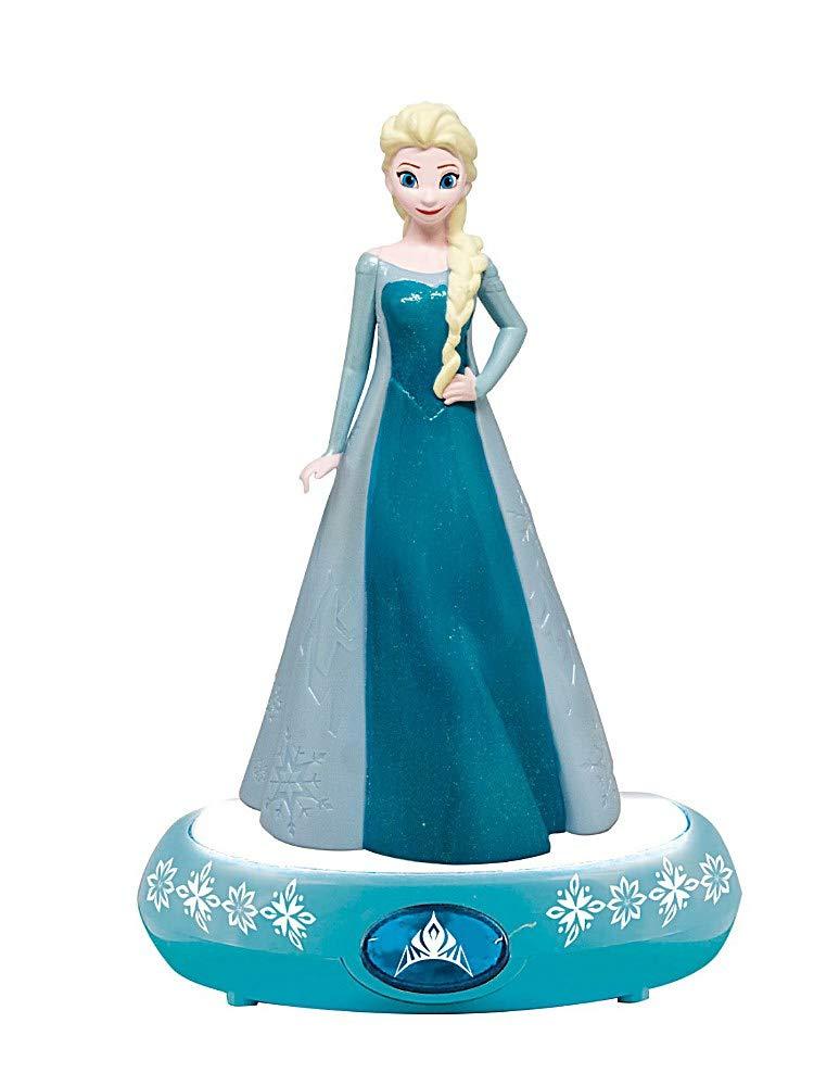 Amazon.com: Frozen Elsa - Lámpara de noche (10