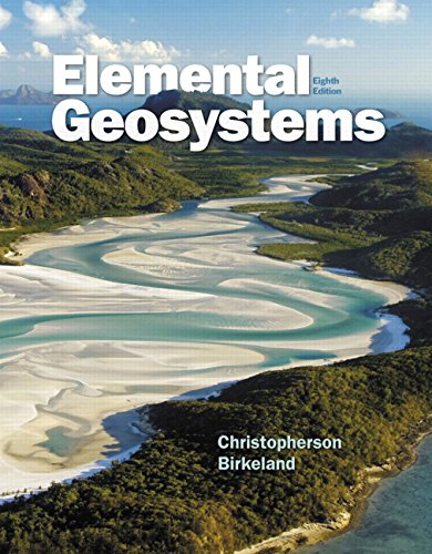 Elemental Geosystems (8th Edition)