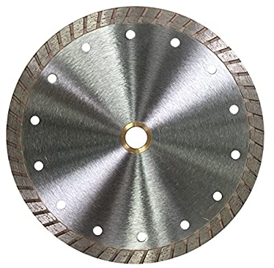 Whirlwind USA Continuous Turbo Diamond Saw Blades Dry or Wet Cutting General Purpose for Concrete Masonry Brick Stone (Factory Direct Sale)