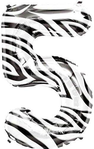 5 Color Zebra - 3