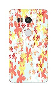 Back Cover for Nexus 5X FLORAL-2