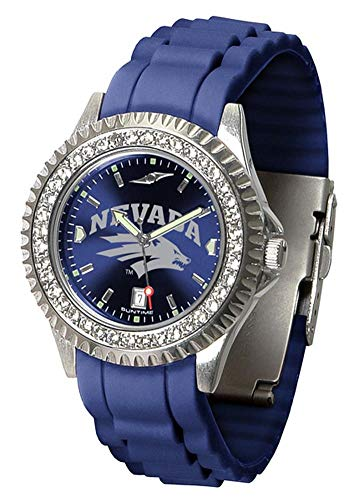 (Nevada Wolf Pack Sparkle Women's Watch)