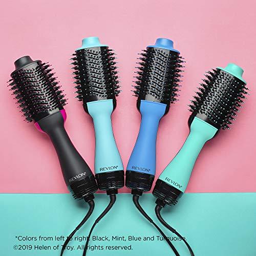 Revlon One-Step Hair Dryer & Volumizer Hot Air Brush, Black