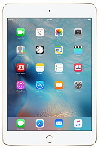 Apple iPad mini 4 128GB Wi-Fi 7.9-Inch Tablet - Gold