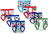 PJ Masks Toddler Boys' 7-Pack Brief Underwear, PJ Mask Tboy-Multi, 4T