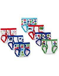 PJ® Masks - Conjunto de 7 Bragas para niño