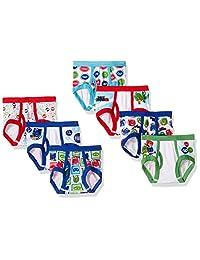 Pj Masks boys Toddler Boys 7-pack Pj Masks Brief Underwear