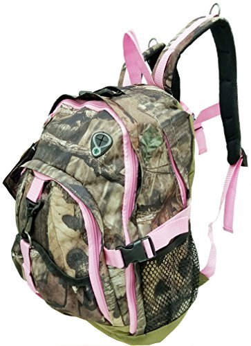Explorer Tactical Pink Mossy Oak Realtree 17 Inch Day Pac...