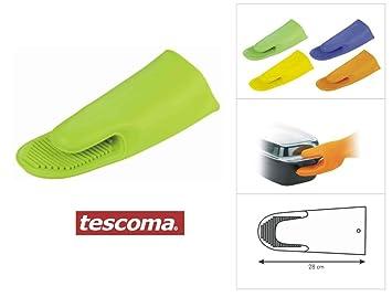 Compra Tescoma 638490 Oven mitt 1pieza(s) Verde Silicona manopla y ...