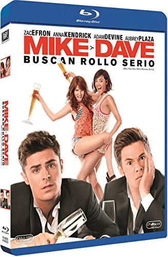 Mike Y Dave Buscan Rollo Serio -- Mike And Dave Need Wedding Dates -- Spanish Release