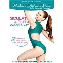 Ballet Beautiful: Sculpt & Burn Cardio Blast [DVD] (2013)