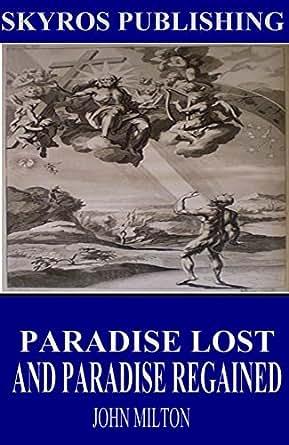 Lost milton paradise pdf