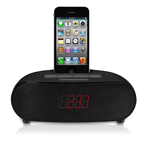 Memorex MA43 Dual Alarm Clock Radio