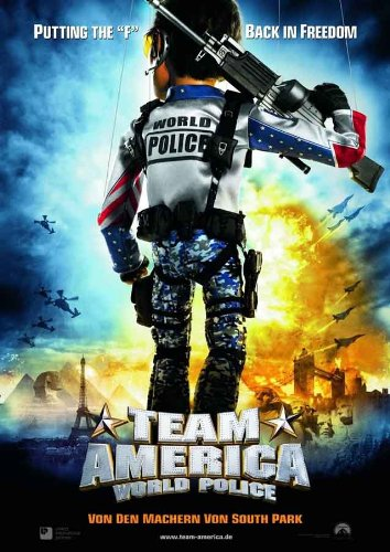 Team America: World Police Film