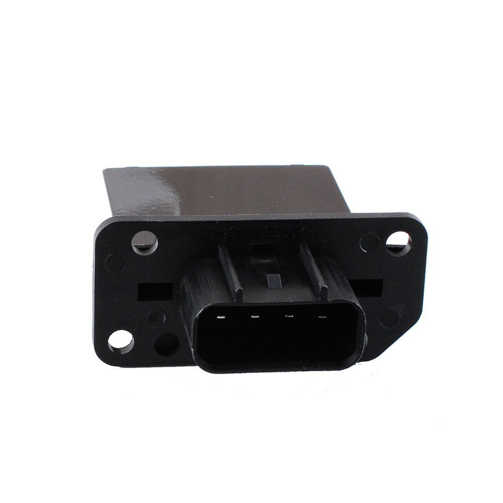 YH1715 A/C HVAC Blower Motor Resistor Compatible with 2004-2011 Ford F150 Expedition Escape YH-1715 RU440 973-444 Replacement Parts by Wadoy