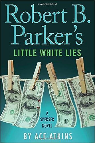 Robert Parker's Little White Lies
