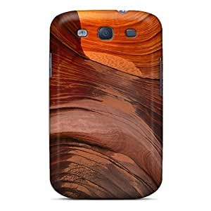 Hot New Coyote Buttes Case Cover For Galaxy S3 With Perfect Design