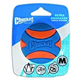 Chuckit Ultra Squeaker Ball Medium (1 Pack)