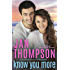Know You More: Multiracial Christian Romance (Savannah Sweethearts Book 1)