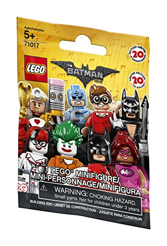LEGO 71017 Minifigure Batman Figure