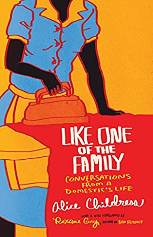 book cover of Like One of the Family