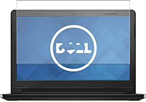 Puccy Tempered Glass Screen Protector Film, compatible with Dell Inspiron 15 3000 (3552) 15.6