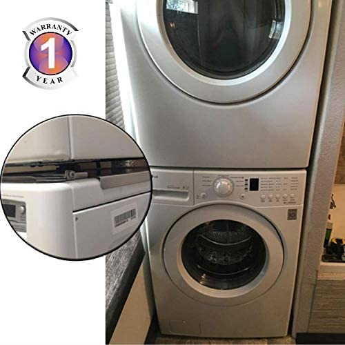 """KSTK1 27"""" laundry stacking equipment for LG Washer/Dryers, with Screws and Instructions"""