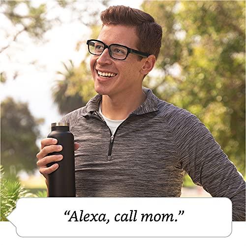 Echo Frames (2nd Gen) | Smart glasses with open-ear audio and Alexa | Modern Tortoise